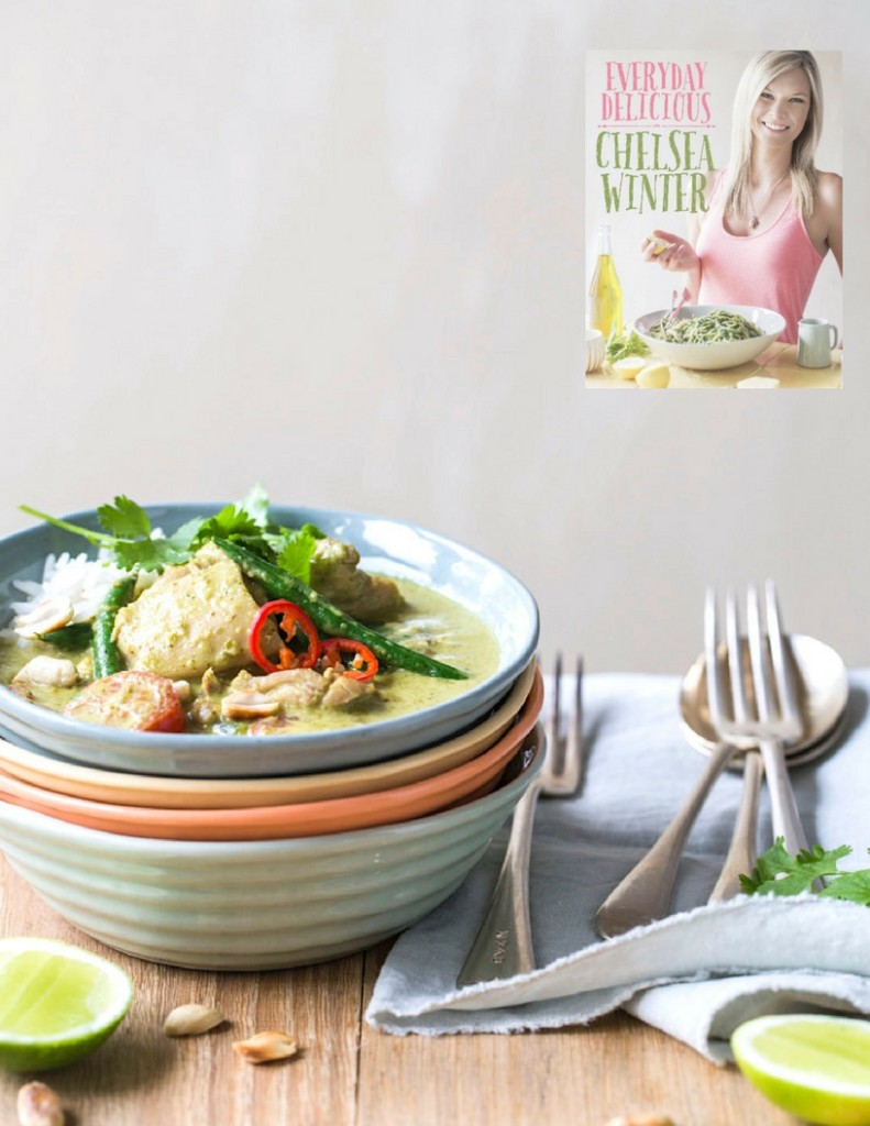 ChelseaWinter.co.nz Thai chicken curry recipe - ChelseaWinter.co.nz
