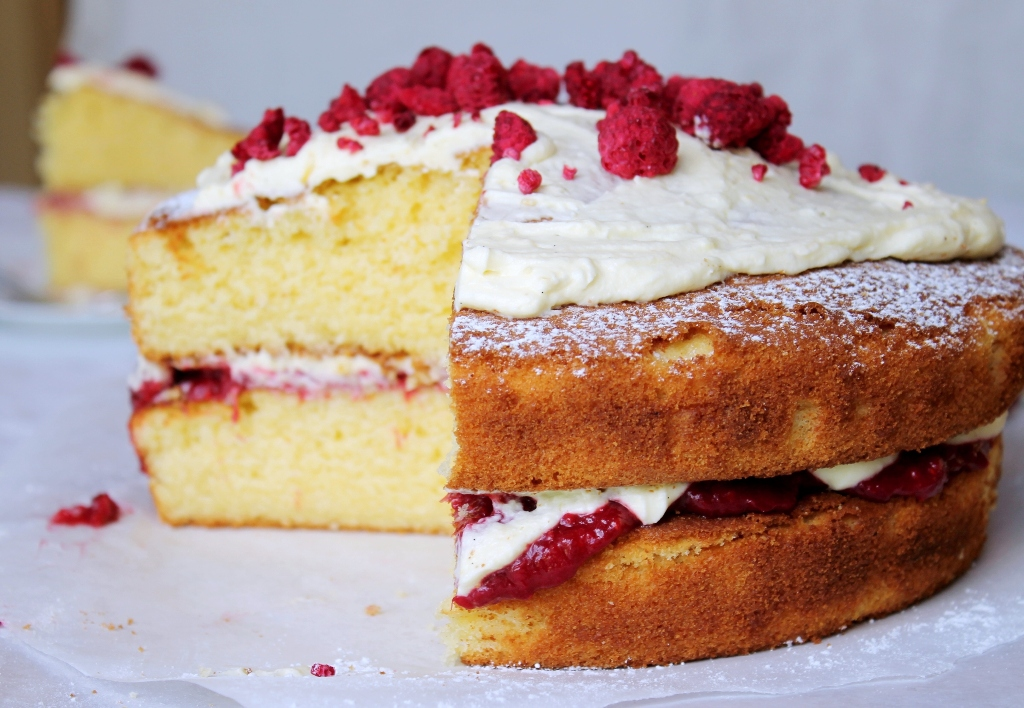 Best Ever Victoria Sponge Cake Recipe