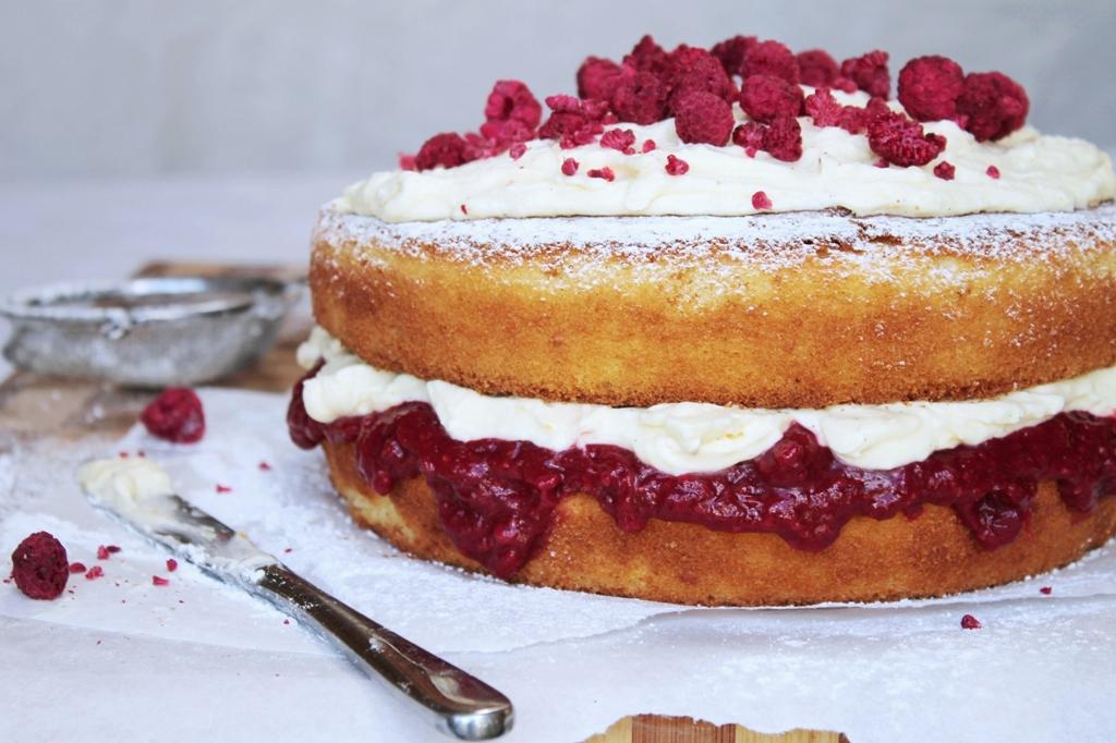 Easy Moist Vanilla Cake Recipe Nz