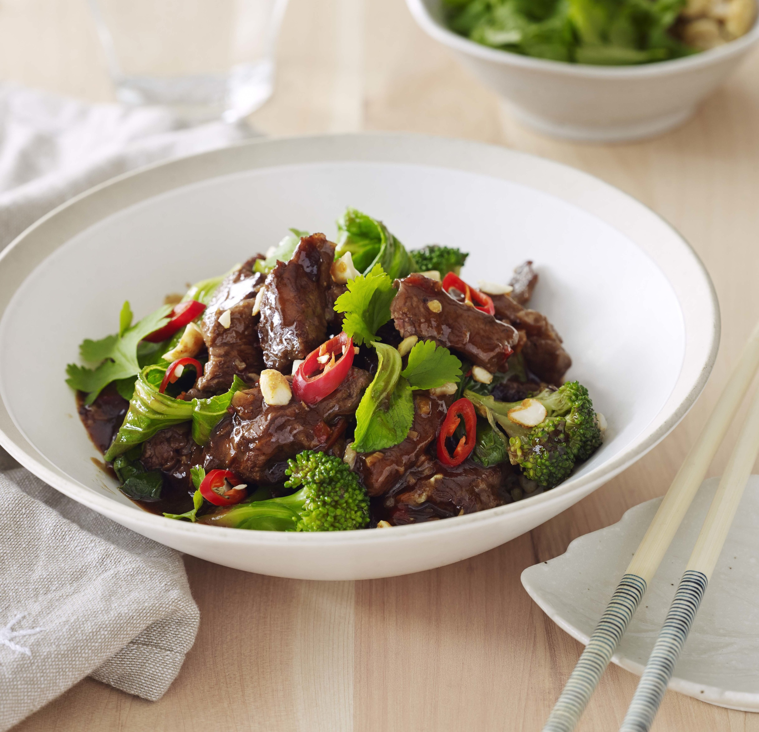 ... stir fry ginger beef chinese chile beef stir fry recipes dishmaps