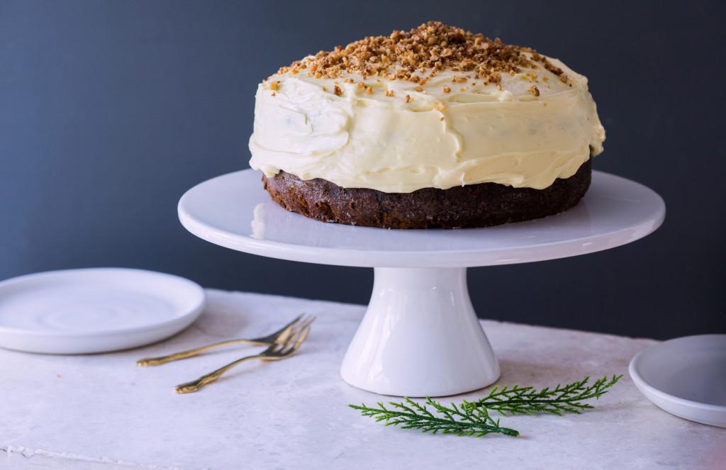 Un Christmas Cake 1