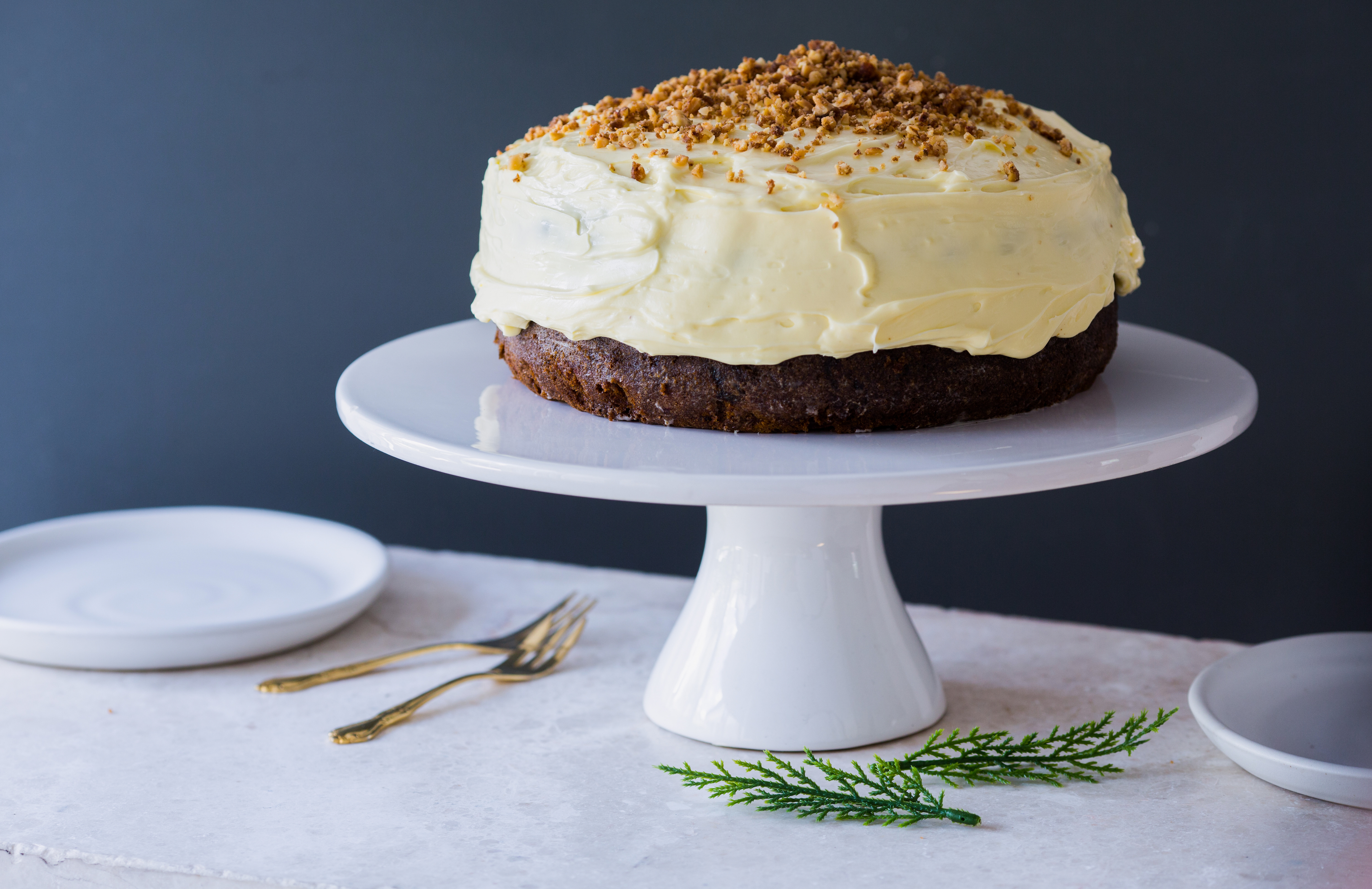 christmas cake for nut allergy sufferers
