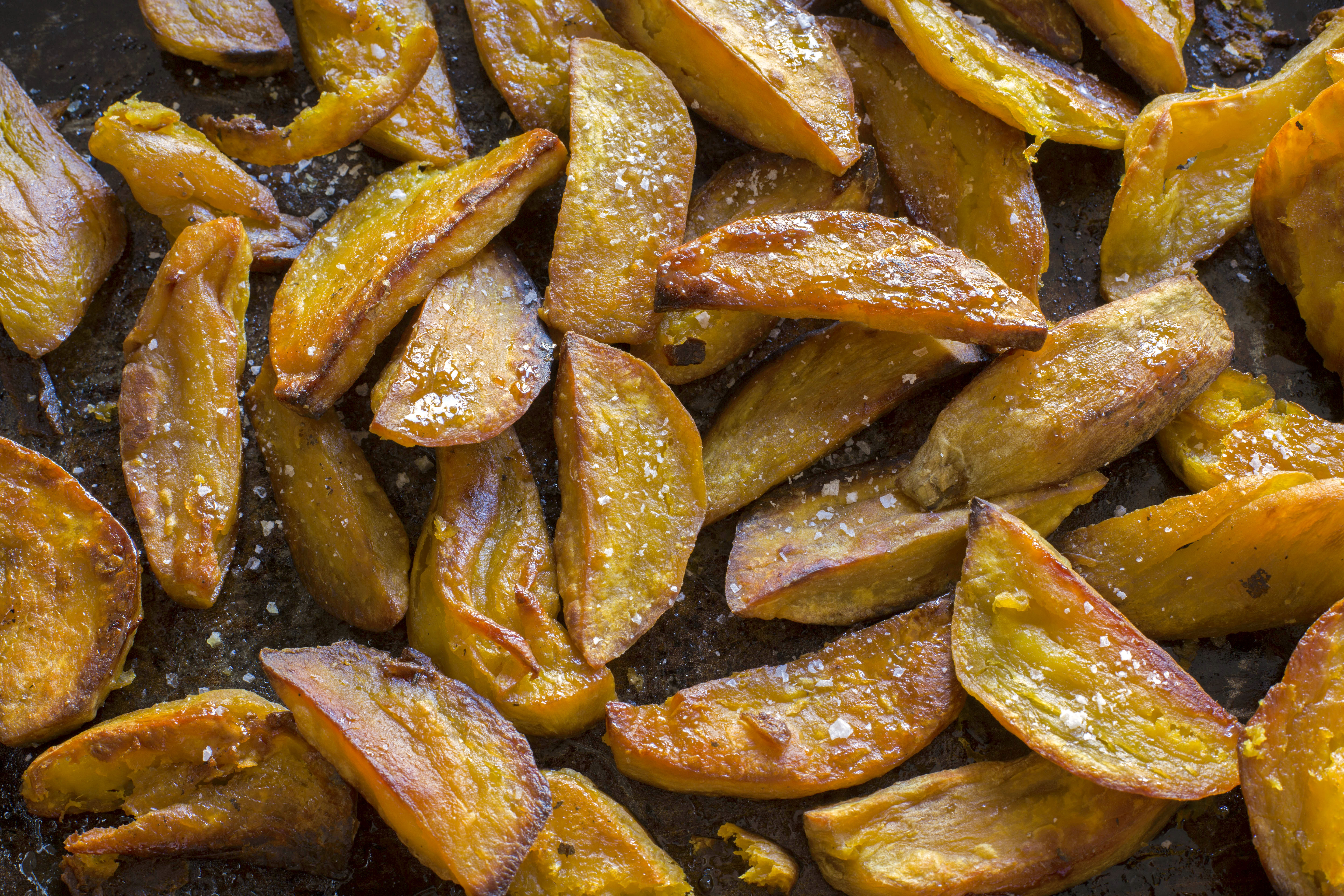 ... .co.nz Crunchy maple baked kumara chips - ChelseaWinter.co.nz