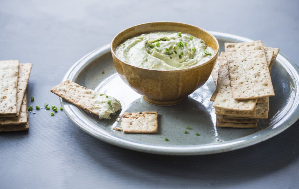 Blue Cheese Dip Recipe — Dishmaps